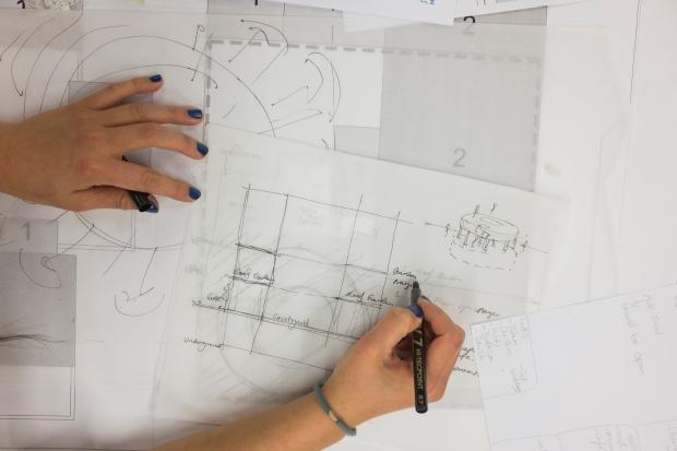 Developing designs